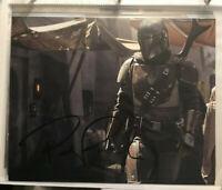 "Pedro Pascal ""Mandalorian"" Hand Signed Autographed 8x10 Photo w/ Hologram COA!"
