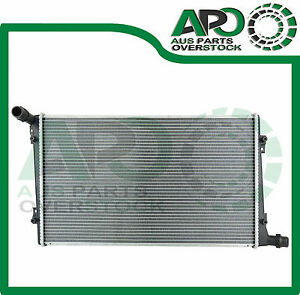 Premium Radiator For VOLKSWAGEN PASSAT B6 3C2 3C5 1.9TDi Turbo Diesel 2005-On