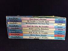 Enid Blyton Happy Days Collection - 9 Paperback Book Bundle Original Vintage