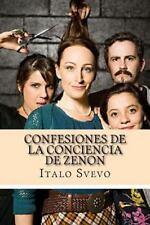 Confesiones de la Conciencia de Zenon by Italo Svevo and Marciano Guerrero...