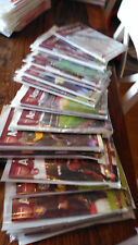 Complete set of Arsenal home programmes from the 2005/06 final Highbury season