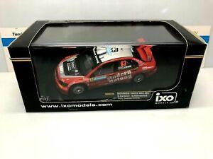IXO MODELS 1/43 MITSUBISHI LANCER WRC D.CARLSSON HOLMSTRAND RALLY SWEDEN 2006