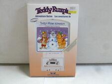 Worlds of Wonder Teddy Ruxpin Adventure Series Teddy's Winter Adventure