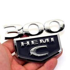 1x HEMI 300c Emblem Schriftzug Chrysler 300c crysler