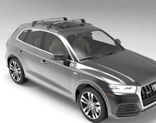 Hippo Bars Lockable Roof Rack Cross Bars Set Fits Audi A6 C7 Avant 2011-2018