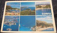 Greece Corfu Paleokastritsa Multi-view posted