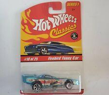 Hot Wheels Blue International Raceway Funny Car Collectors.com Baggie
