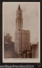 New York 419-New York City -33 Woolworth Building
