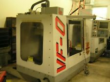 Haas Model Vf-O Cnc Vertical Machining Center