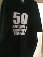 50th compleanno T SHIRT - 3XL