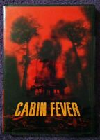 2004 🔥CABIN FEVER🔥 Comedy Horror NEW DVD *A Blast of Good Gory Fun* FREE SHIP