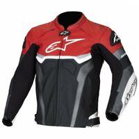 ALPINESTARS MOTO GP Riding Motorcycle Jacket Motorbike Leather Jacket