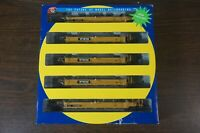 """Super HO ATHEARN """"5-PACK TTX MAXI WELL Cars - Early #73282"""" NOS"""