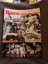 RACE AGAINST TIME: A HISTORY OF THE CAVE RESCUE ORGANISATION., Eyre, Jim & John