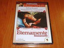 ETERNAMENTE EMMANUELLE - Francis Leroi & Sylvia Kristel ENGLISH/ESPAÑOL Dvd R2