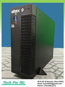 Light Gaming HTPC; A6-6400K APU/3.9GHz/8GB RAM/60GB SSD/250GB HDD/HD-6570, Win10