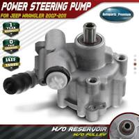 Auto Shack PSP301003 Power Steering Pump Without Reservoir Without Pulley