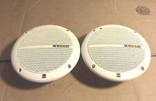 Dual Two Speakers DMP66 Marine White