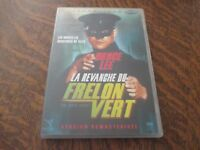 dvd la revanche du frelon vert avec BRUCE LEE