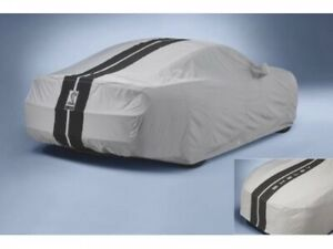 OEM 2015-2018 Ford Mustang Shelby GT350 Logo Car Cover Covercraft Weathershield