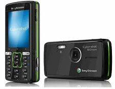 Sony Ericsson k850i Luminous Green verde teclas celular sin bloqueo SIM nuevo