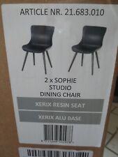 Hartman 2 x Sophie Studio Dining Chair Gartenstühle