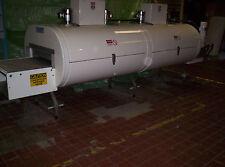 "IQF Cryogenic freezer, 2 module 1 tier, Nitrogen/CO2 tunnel freezer 30"" belt"