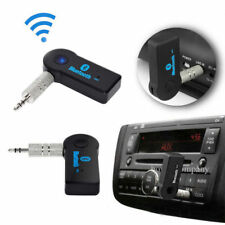 AUTO 3.0 Bluetooth Wireless AUX Ricevitore Musica Audio Adapter Dongle built-in MIC