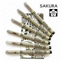 Sakura Zentangle - 6 Piece Art Therapy Tool Set in Plastic Wallet