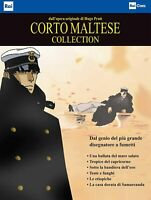 Corto Maltese Collection - Cofanetto Con 6 Dvd - Nuovo Sigillato