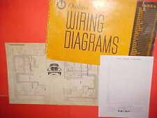 1960 1961 1962 1963 1964 1965 VW VOLKSWAGEN KARMANN GHIA BEETLE WIRING DIAGRAMS