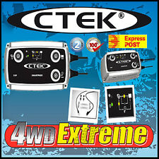 CTEK DC TO DC DUAL BATTERY MANAGEMENT SYSTEM SMARTPASS CHARGER AGM DEEP CYCLE
