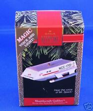 "1992 Hallmark Ornament ""U.S.S. Enterprise"" MIB"