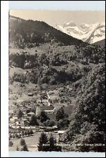 TSCHAGGUNS Vorarlberg Österreich 1961 Teilansicht ale Postkarte Ungelaufen