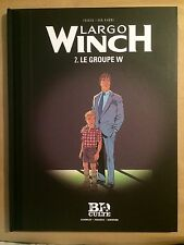 COLLECTION BD CULTE - LARGO WINCH - T2 : Le groupe W - NEUF