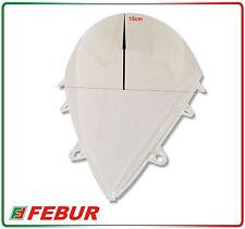 CUPOLINO PLEXIGLASS FEBUR HONDA CBR 1000 RR 12-16 RIALZATO TRASPARENTE