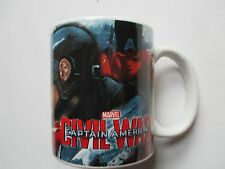 Marvel Avengers Captain America Drinking Mug, New and Boxed.