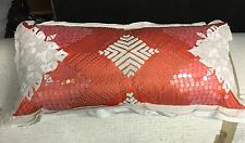 Genuine Vintage Moroccan Kilim Berber Pillow Beautiful! Anthropologie