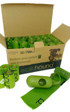 Ecohound 780 BUMPER PACK Dog Waste Bags / Dog Poo Bags with Dispenser