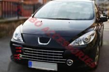 Peugeot 307 Chrome Front Grill 5pcs S.STEEL (2005-2009)