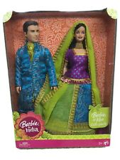 Barbie & Ken in India Wedding Fantasy India Series Gift Pack