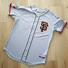 100% Authentic Sergio Romo Majestic Giants Jersey Size 52 2XL Mens