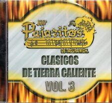 Super Banda Los Pajaritos De Tacupa Mich. Clasicos de Tierra Caliente V3 CD New