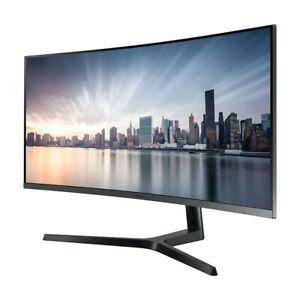 Samsung CH89 UWQHD 100Hz FreeSync Curved USB-C 34in Monitor