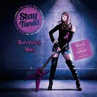 BERNHARD WELZ - STAY TUNED 1.5   CD NEW