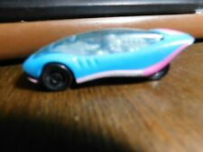 1994 HOT WHEELS 1/64 Diecast Blue Futureistic Mc Donalds Happy Meal Car-China