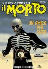 Fumetto Noir IL MORTO n.32