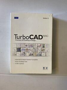 Turbocad Mac Pro Version 2.(Precision 2D Drafting & Design) - For Macintosh