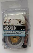 Danco Home Washer Assortment 80817 42 Pieces Faucet Repair