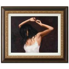 Vincent Silvano  Dance Dream     Framed Original Oil Painting on Canvas